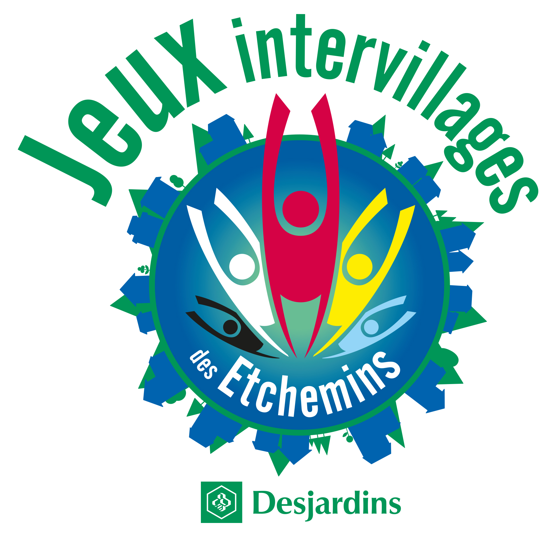 Logo officiel jeu intervillages